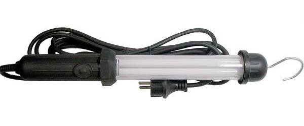 Pracovní svítilna - montážní lampa, zářivka PL11 230V/11W