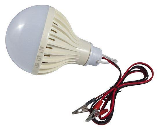 Svítidlo závěsné 12V/12W, 24x LED 5730 pro camping