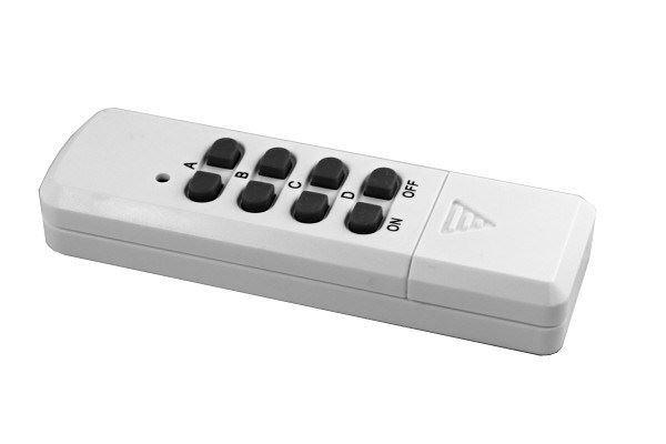 Dálkové ovládání 433MHz - vysílač 4kanálový k T318,321,322