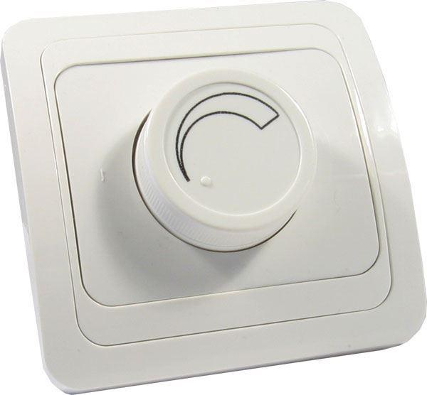Stmívač osvětlení 650W s vypínačem