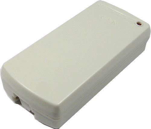 Dálkové ovládání - přijímač ZAB2PC 433MHz 2 kanálový, napájení 12V
