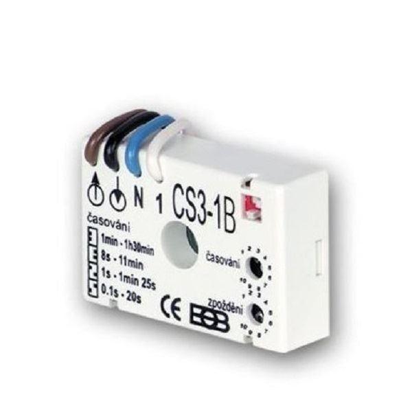 Časový spínač pod vypínač CS3-1B Elektrobock