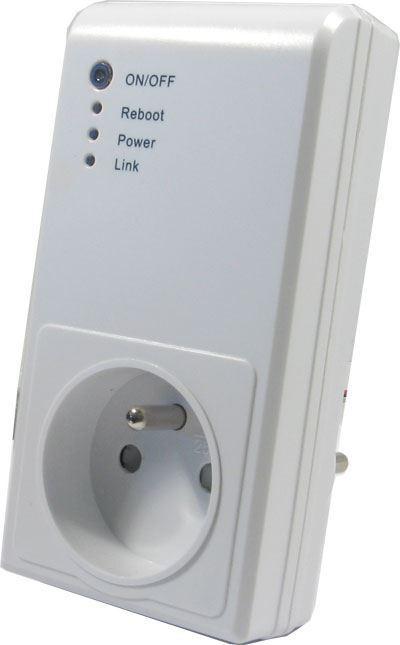 Dálkově ovládaná zásuvka wifi Kangtai 51062