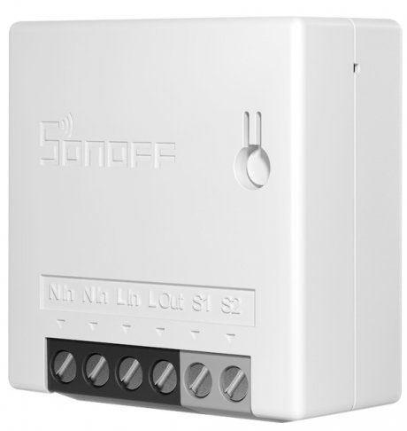 Spínač WiFi Sonoff Mini R2 230V/10A, napájení 100-240VAC
