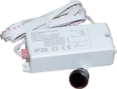 PIR čidlo ST122 s kabelem, citlivost 6cm - spínač mávnutím