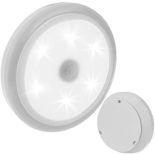 Noční světlo LED s pohybovým senzorem 6 LED, 3x AAA
