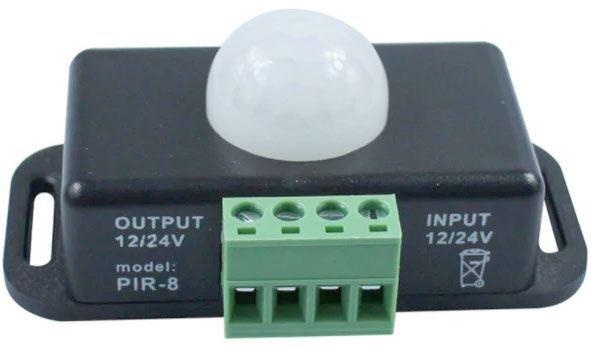 Dveřní alarm s magnetem a dálkovým ovládáním