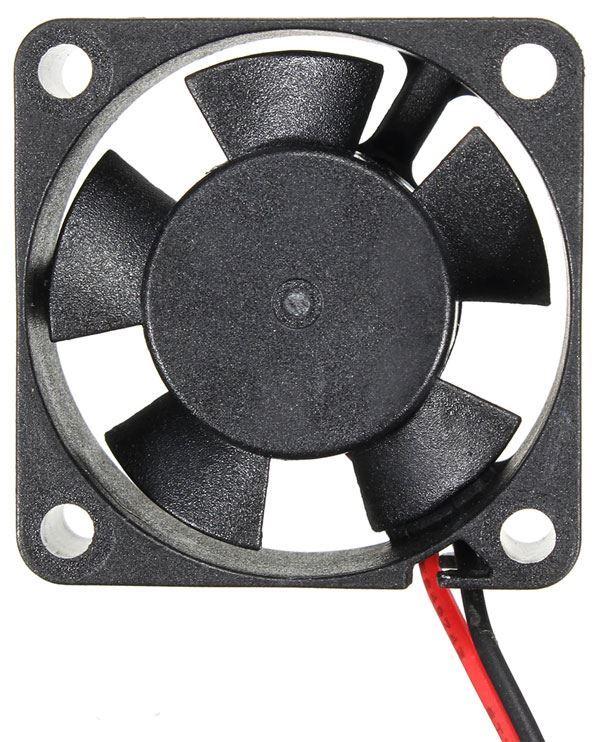 Ventilátor 30x30x10mm 12V/0,1A 8000 ot/min.