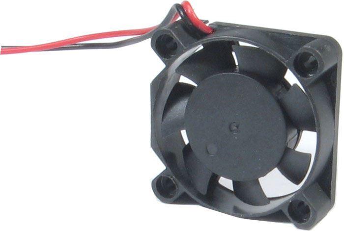 Ventilátor 40x40x10mm 12V/0,09A 5000 ot/min