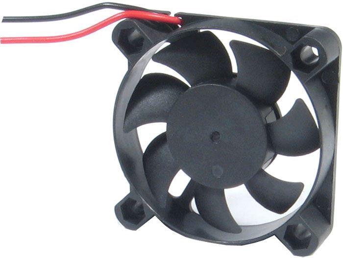 Ventilátor 50x50x10mm 12V/0,10A 5000 ot/min