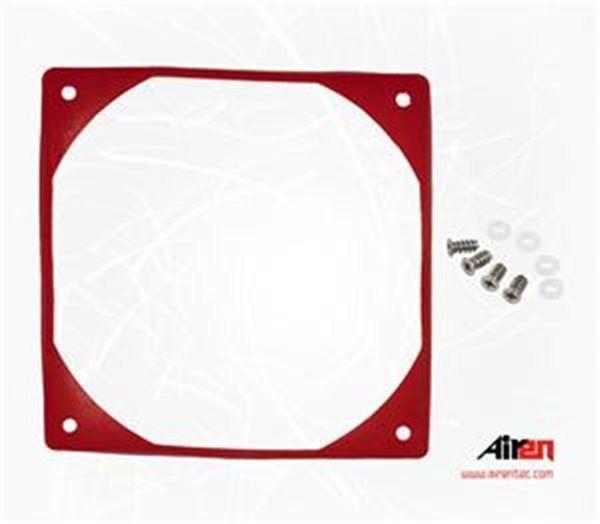Antivibrační rámeček na ventilátor 120x120mm+4xšroubek