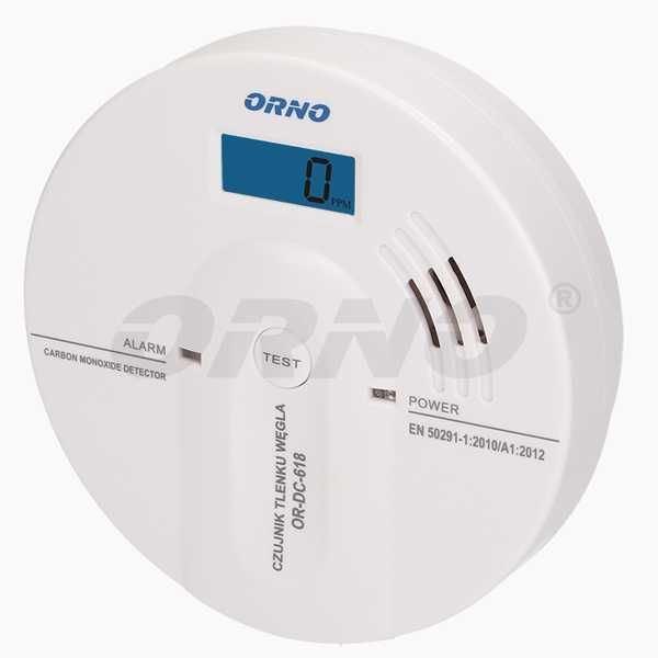 Detektor plynu ORNO DC-618 pro oxid uhelnatý
