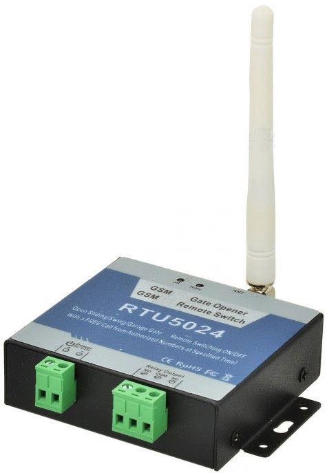 GSM dálkové ovládání RTU5024