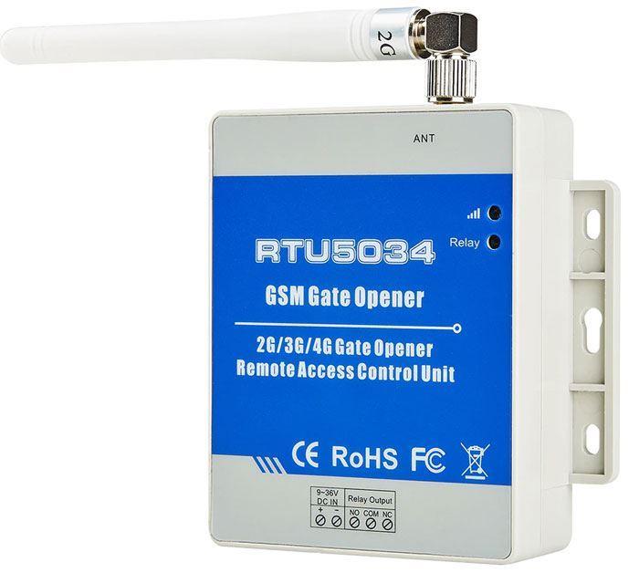 GSM dálkové ovládání RTU5034