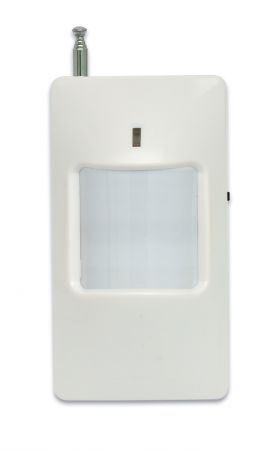 Bezdrátové PIR čidlo pro alarmy GSM-01, S110, S160 a K9