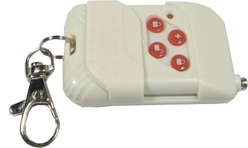Dálkový ovládač 433MHz 4 kanál. pro alarmy a přijímače