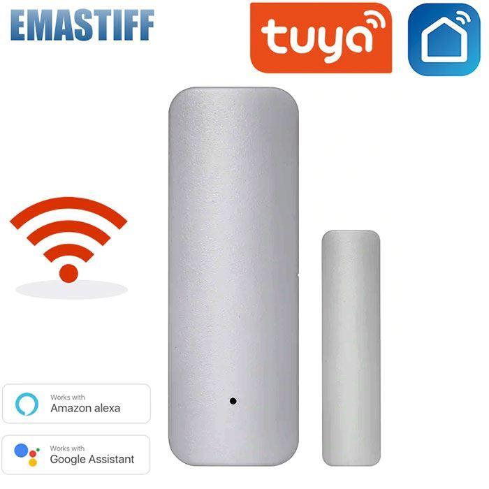 Dveřní senzor TUYA, wifi, Android/iOS