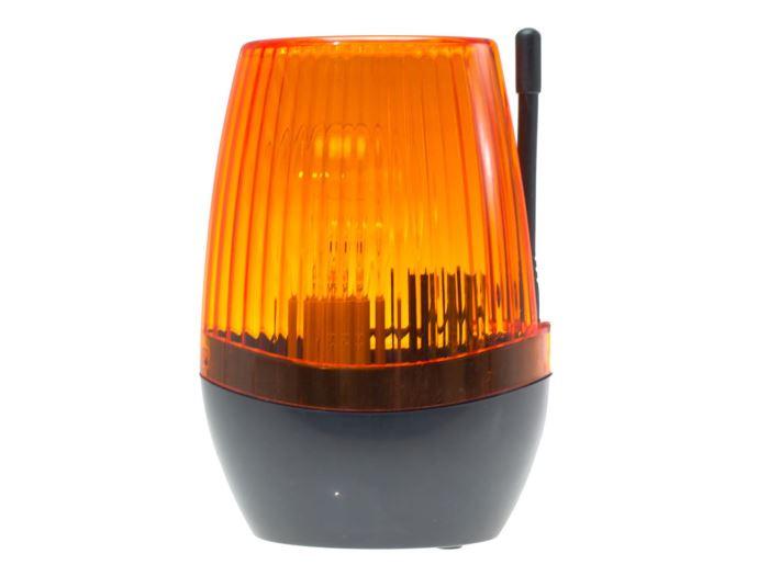 Výstražná lampa pro provoz elektrického zařízení, 230V