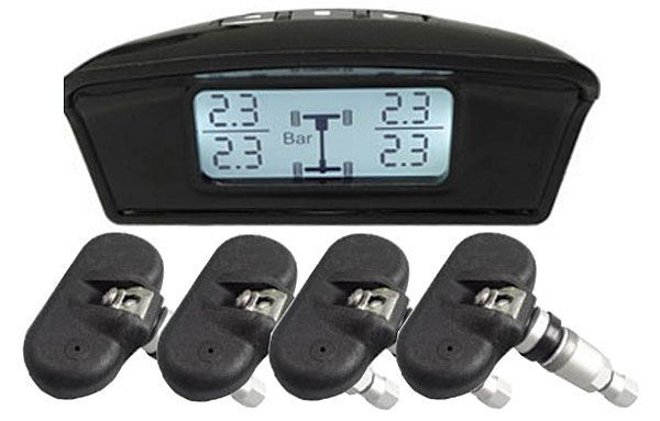 Monitorování tlaku v pneumatikách TPMS-401