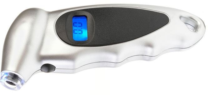 Pneuměřič tlakoměr digitální 0,04-10bar