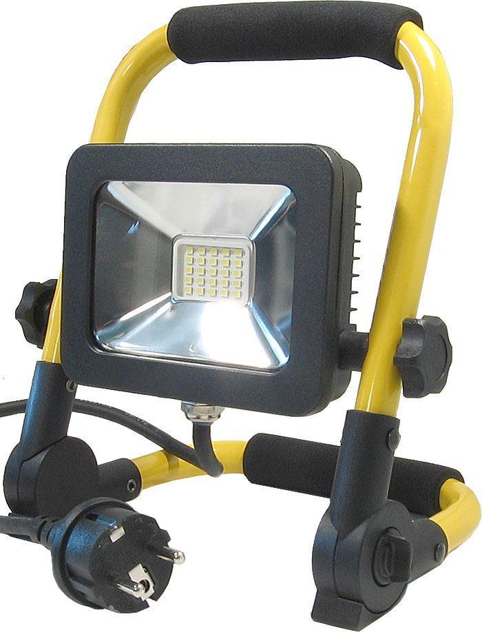 Přenosný reflektor LED 230V/10W přenosný /pracovní svítilna/