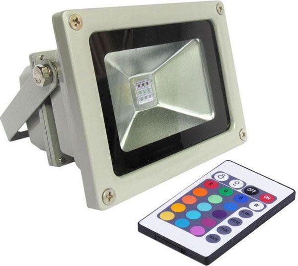 Reflektor LED 10W RGB