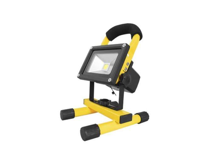Reflektor LED 10W přenosný nabíjecí
