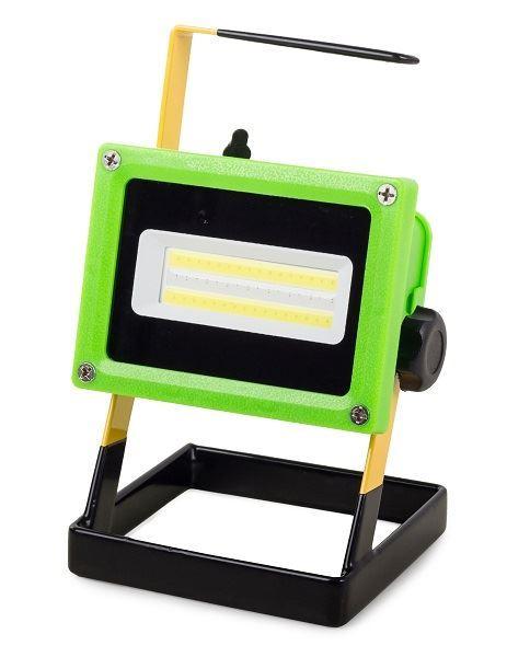Reflektor LED 30W přenosný nabíjecí