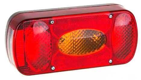 Koncové světlo sdružené pro přívěsy, levé, MD-036