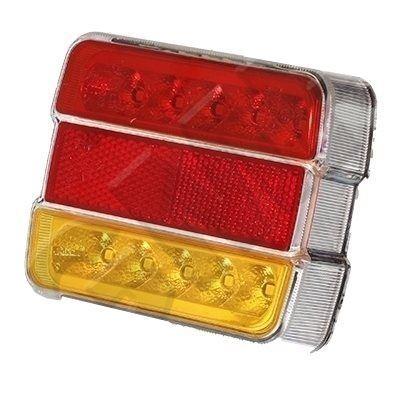 Koncové LED světlo sdružené pro přívěsy