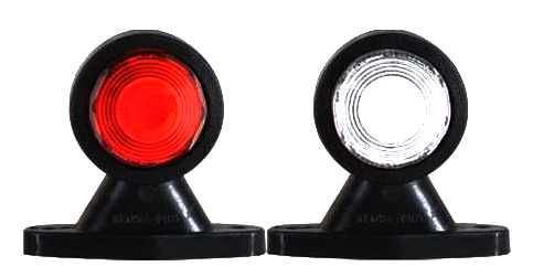 Poziční světla - tykadla pro přívěsy, FT-033, pár