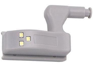 LED osvětlení do skříně automatické