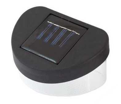Venkovní solární LED svítidlo 2xLED