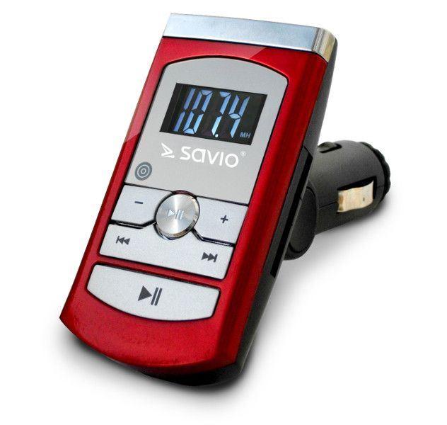 FM modulátor - transmitter do auta TR-08