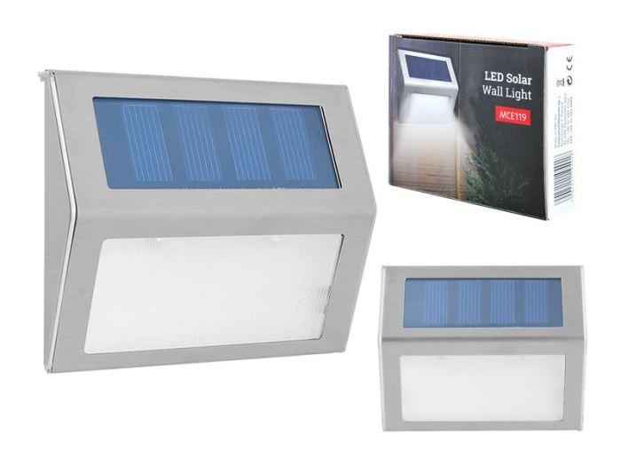 Solární svítidlo nastěnné