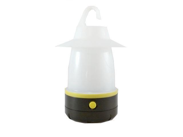 Svítidlo přenosné kemping 6xLED 1W,  3xAA 1,5V, oboustranná