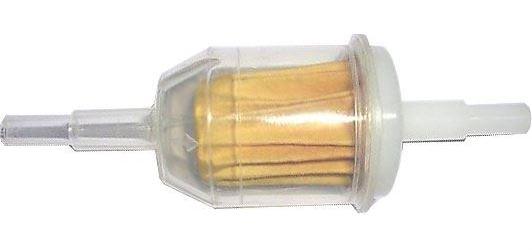 Filtr paliva 37x108mm pro hadičky 6 nebo 8mm
