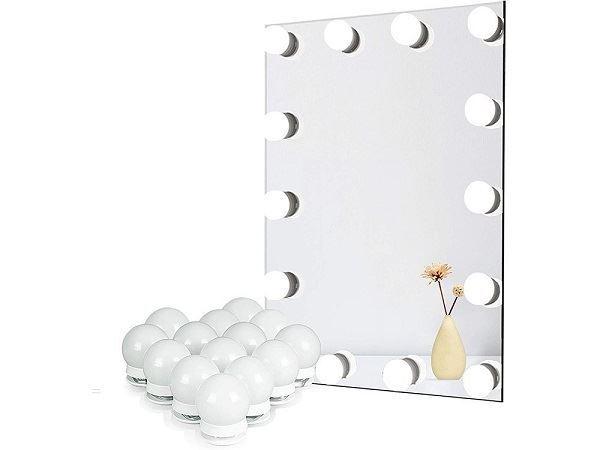 LED svítidla na zrcadlo 10Ks