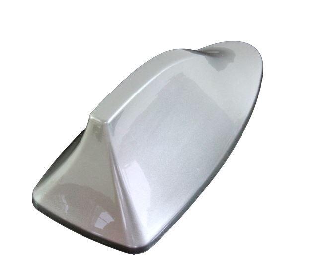 Autoanténa FM / AM, ploutev, stříbrná
