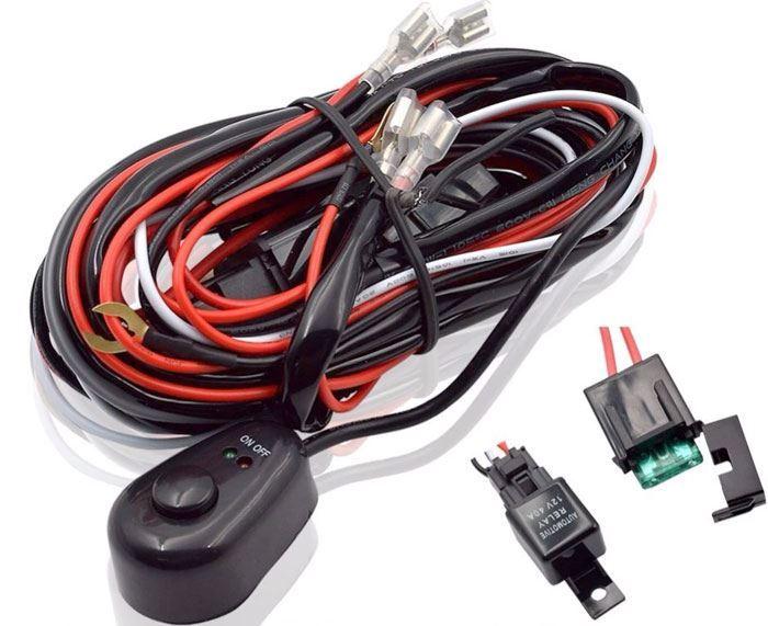 Montážní sada kabelů k pracovním světlům