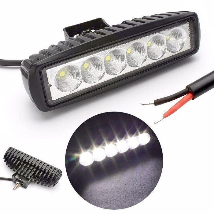 Pracovní světlo LED 10-30V/18W, bílá 6000K