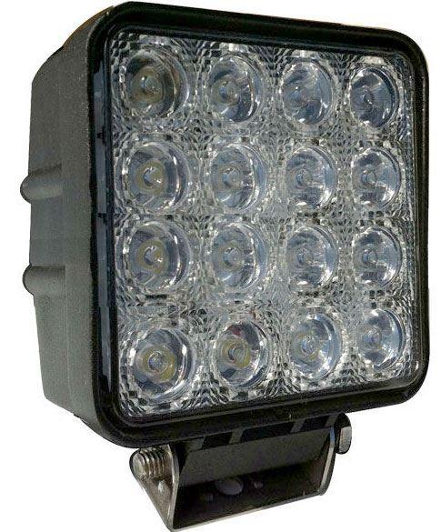 Pracovní světlo LED 10-30V/80W, E mark
