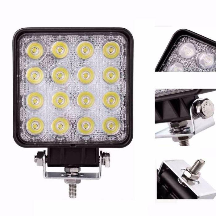 Pracovní světlo LED 10-30V/48W