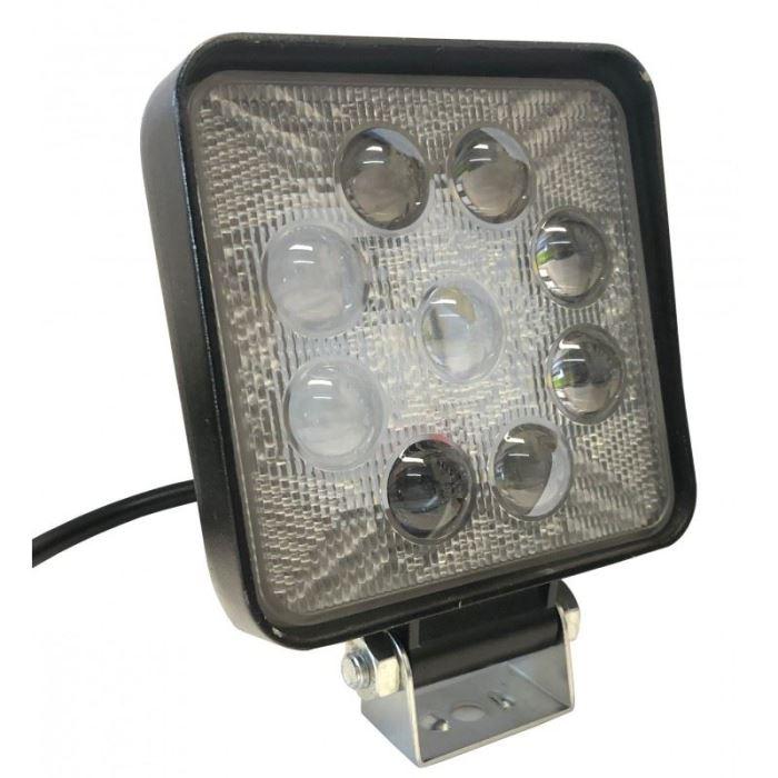 Pracovní světlo LED 12V/24V/24W