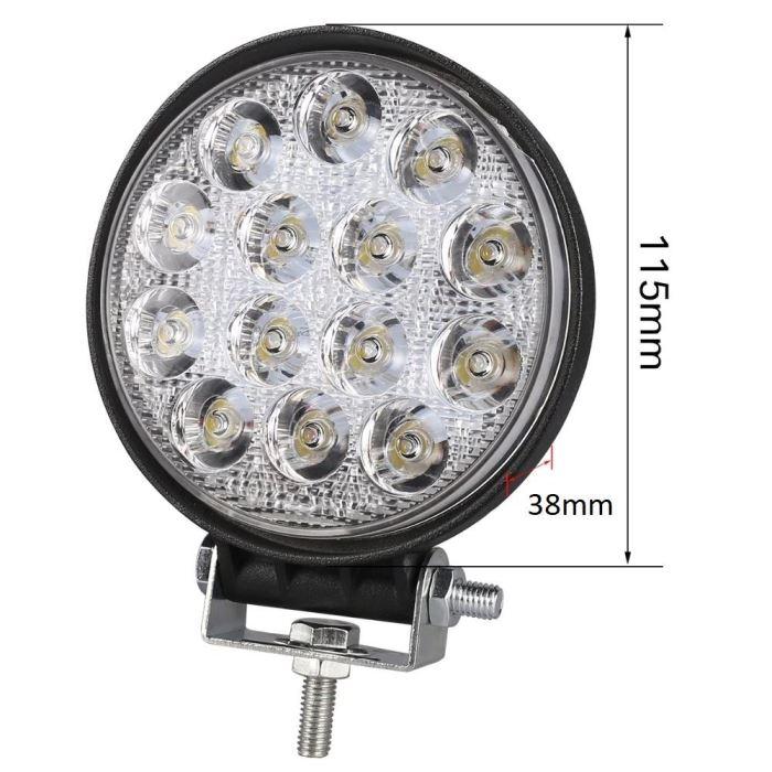Pracovní světlo LED 10-30V/42W