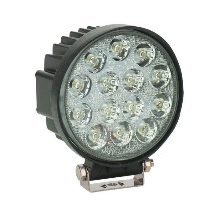 Pracovní světlo LED 12V/24V/42W, EPISTAR