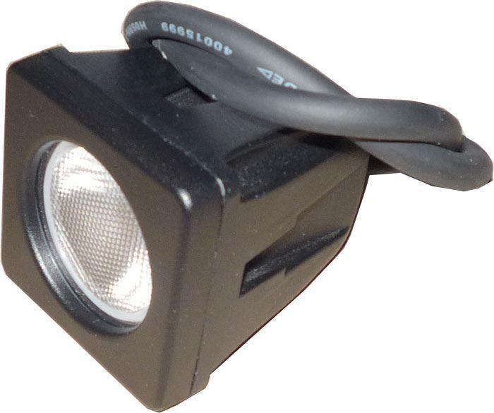 Pracovní světlo LED 10-30V/10W rozptylné - funkční, chybí držák