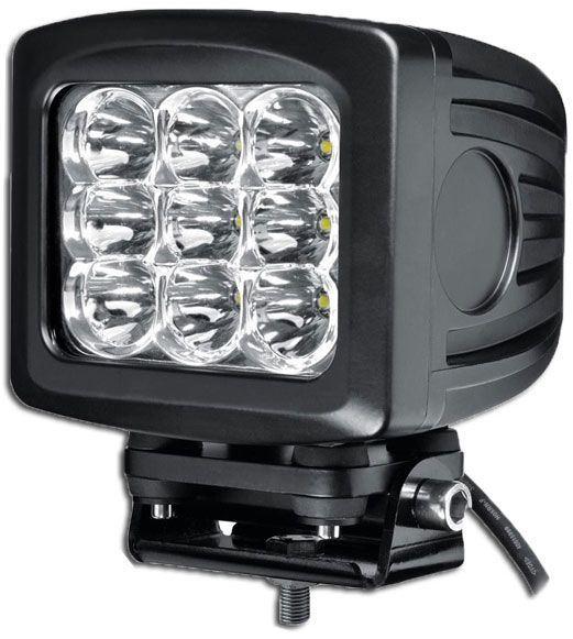 Pracovní světlo LED 10-30V/90W (9x10W) dálkové