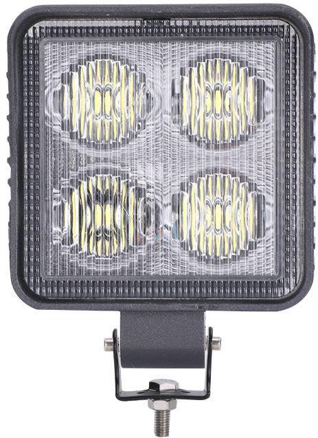 Pracovní světlo LED 10-30V/20W, rozptylné, E mark