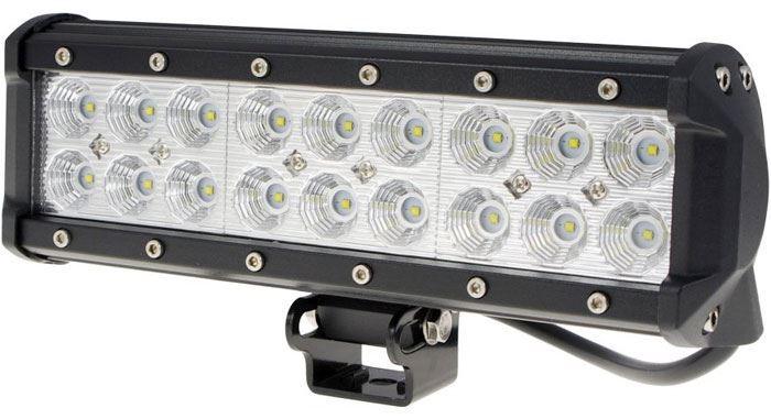 Pracovní světlo LED rampa 10-30V/54W, l=23,5cm